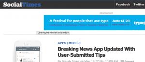 Social Times by AdWeek